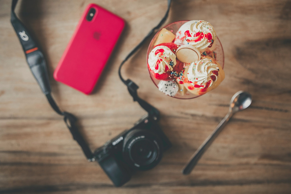 Tips on Food Photography