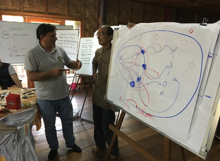 Foraging for Outcomes in Mondulkiri