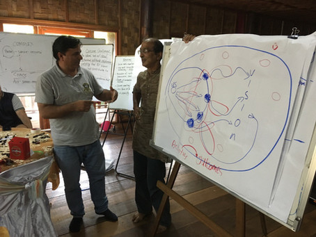 Foraging for Outcomes in Mondulkiri