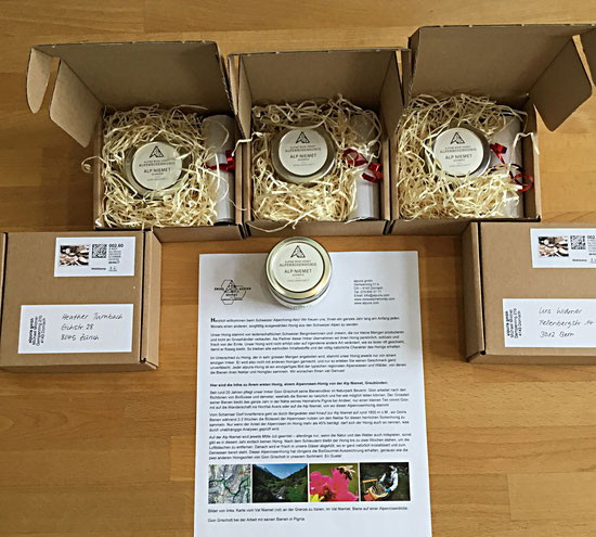 conscious gifts, sustainable, ethical, honey, local products