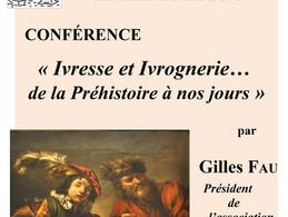 Conférence du dernier mardi du mois