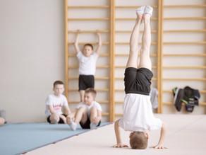 La educación física en el curso escolar 2020-2021