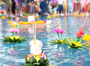 Loy Krathong Festival 2019