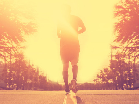 A Lesson About Running in Place