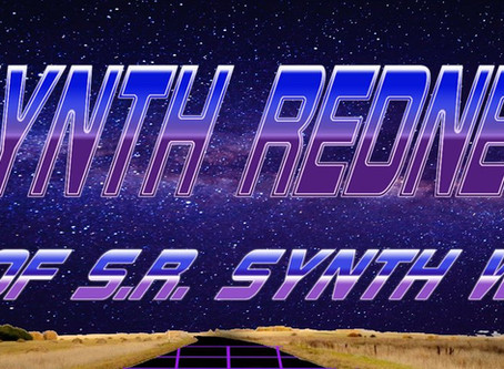 Follow Synth Redneck and S.R. Synth Weekly!
