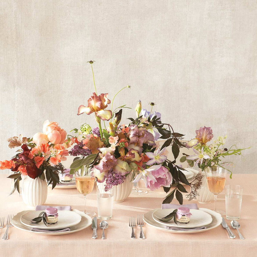 Zero Waste Floral Arrangements | Sustainable Fall Decor | Eco-Friendly Interiors | Design w Care
