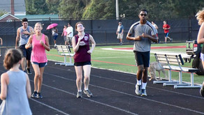 Cross Country Lap-A-Thon A Success