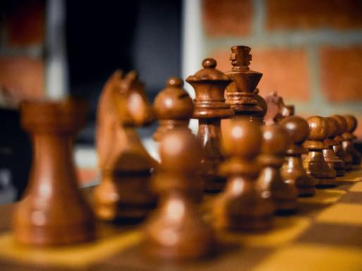 Auf den Erfolgsweg mit dem Arbeitgeber-Schachbrett