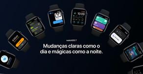 watchOS 7.0.2 é lançado para corrigir gasto exagerado de bateria do Apple Watch