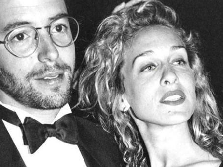 Parker And Broderick Celebrates 23 years of Marriage