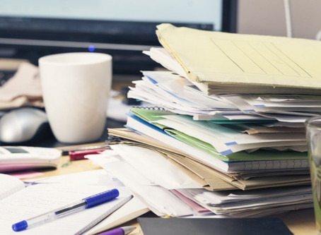 Stress Relief Tip #1:  Declutter