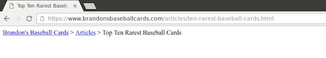 Google référencement - les listes repères