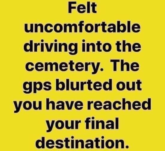 Cemetery Death Memes
