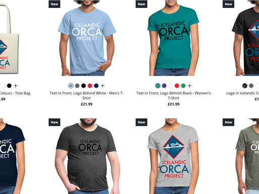 Support Orca Research In Our Shop!