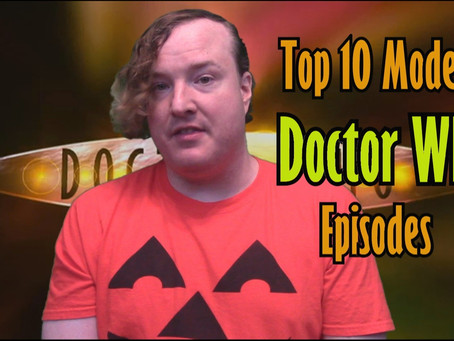 Kaiju no Kami's Top 10 Modern Doctor Who Episodes.