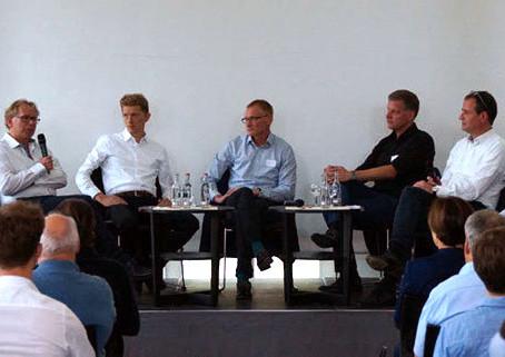 SenseUp speaks at Deutsche Biotechnologietage 2018