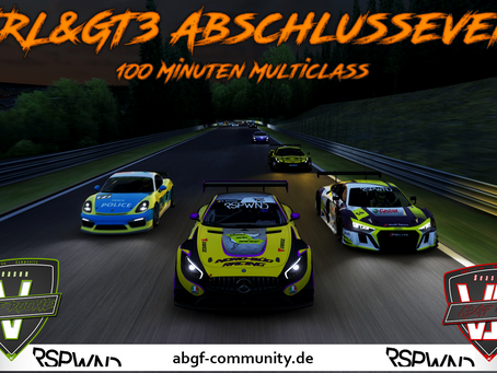 Abschlussevent: ACRL S5 und AC GT3 S7
