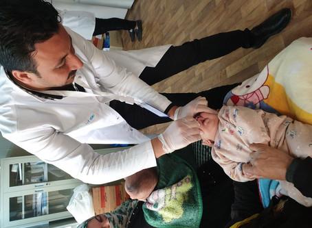 Immunization unit