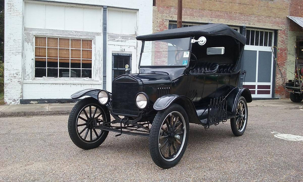 Ford Model T | Rock Auto Club