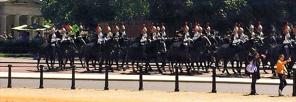 London Mounted Guard