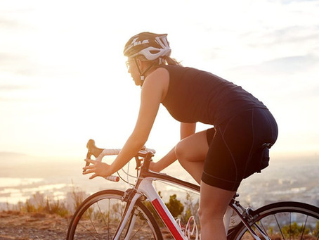 Cycling in the heat: good or bad?