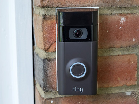 Ring Recalls 350,000 Doorbells
