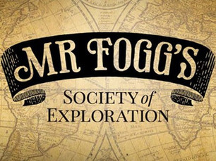 Mr Fogg's Society of Exploration opens in London's West End