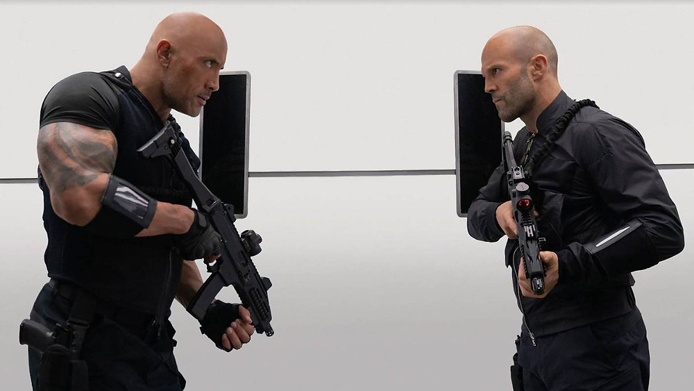 Fast & Furious Presents: Hobbs & Shaw film review