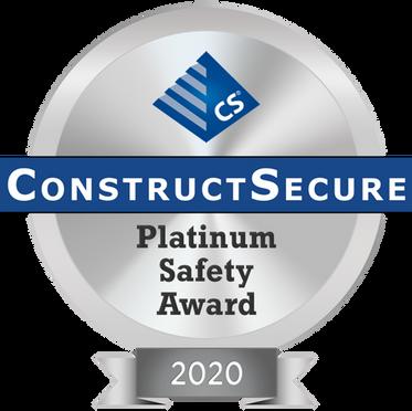 ConstructSecure Recognizes its Safest Contractors & Vendors