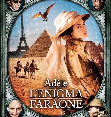 Fun Friday: The Extraordinary Adventures of Adèle Blanc-Sec