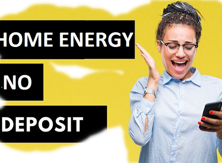 Residential Energy Without Deposit