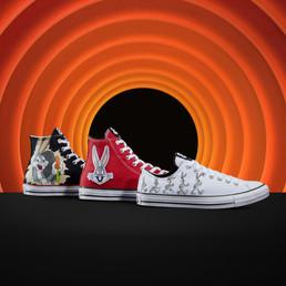 Converse X Bugs Bunny 80th.