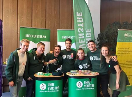 Stillingsutlysning: Valgkampsekretær i Oslo Unge Venstre