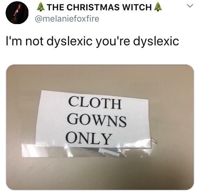 dyslexic memes