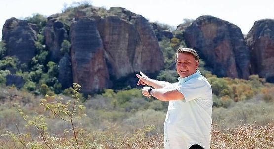 Bolsonaro segue agenda de viagens no Sudeste, Norte e Nordeste.