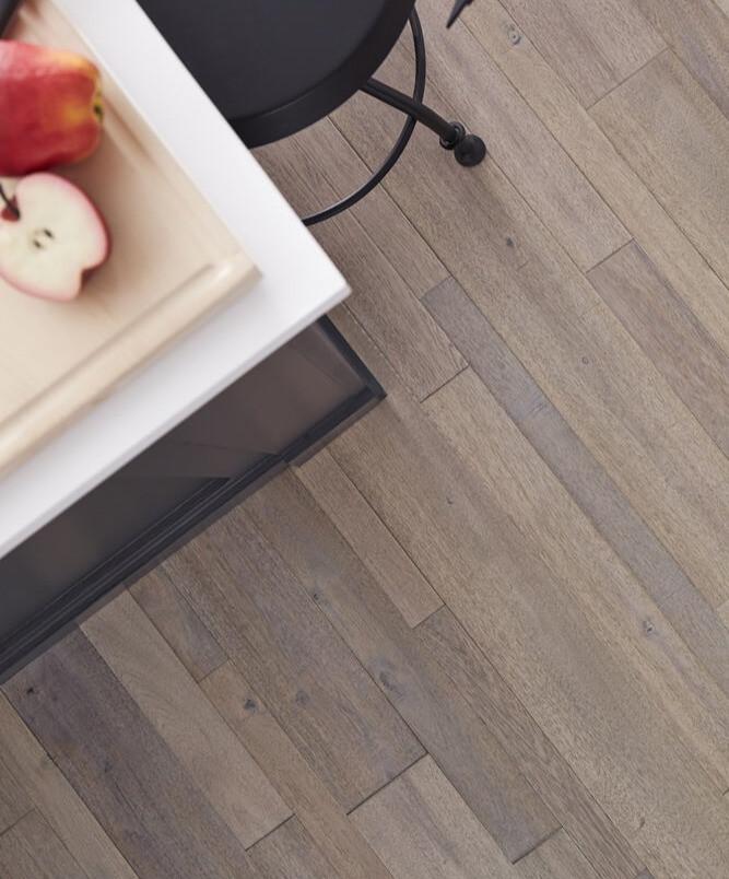 Sustainable Design - Flooring Mannington hardwood