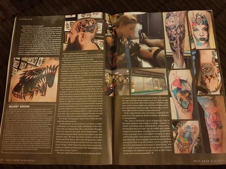 Wasteland - Skin Deep Magazine