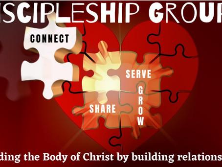Discipleship Groups