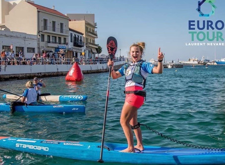 Fiona Wylde: WaterWomen - Sup Race World Champion - Doing it All Despite her diabetes!
