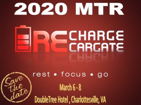 MTR Deadline Approaching : January 31, 2020