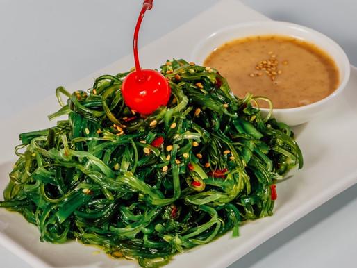 Чука салат - что это такое и с чем это едят?