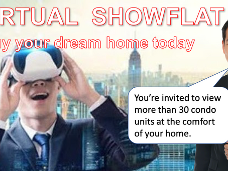 Showflat viewing and buy online