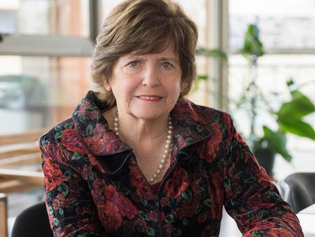 María Olivia Mönckeberg y las comunicaciones en pandemia