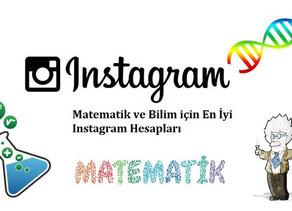 Matematik ve Bilimi Sevenler için En İyi Instagram Hesapları