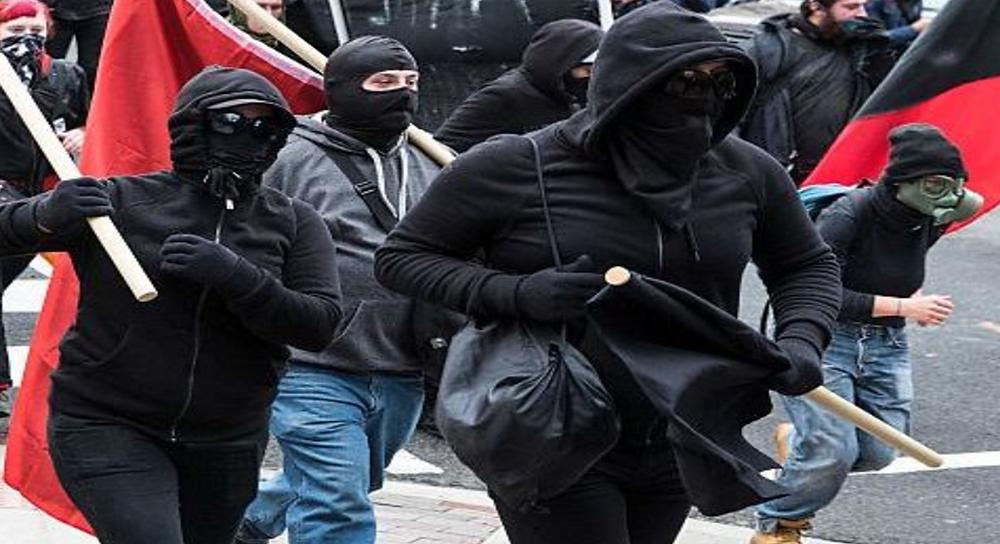 Finanzierung Antifa