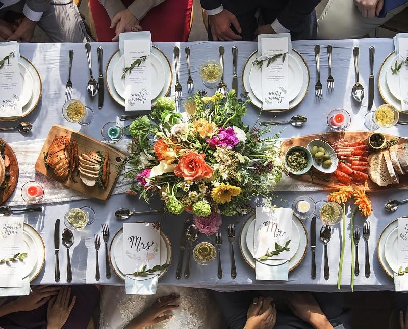 cleverchefs wedding catering