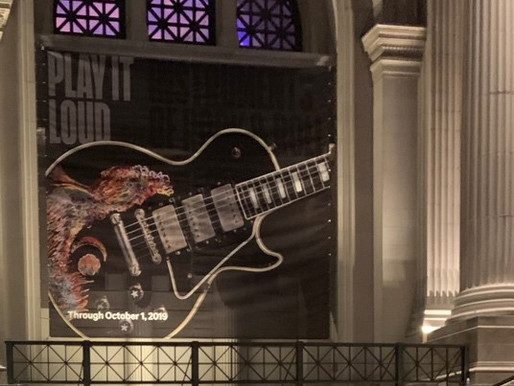 """Play It Loud"" at The Metropolitan Museum"