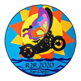 It's Official2020!!  R2R Will be in San Diego Mark your calendar now Thursday April 30th to Sunday May Sunday May 3rd  This will be a very special R2R, so wax down your surf board, get out your baggies, and Huarachi sandals too, and start planning for Californi-a. The organization that this years R2R is supporting is the Butterfly Project. The Butterfly Project (Zikaron V'Tikvah ~ Hebrew for Remembrance and Hope) was co-founded in 2006 by educator Jan Landau and artist Cheryl Rattner Price. Jan and Cheryl started this as an initiative at San Diego Jewish Academy to take Holocaust education out of the textbook and bring it to life in a way that inspires students to make the world a better place.   The host hotel will be the San Diego Del Mar DoubleTree. The details along with general R2R registration information will be announced in the next newsletter coming out before the Holidays, but it is not too soon to start making your travel plans. A word about travel; With most of us living east of the Mississippi and in many cases cold climates at that, the California venue presents some challenges as well as opportunities. Let's talk about the opportunities first. You get to ride in some of the most interesting and fun parts of North America. The Grand Canyon, the Painted Desert , the Sierra Nevada's , the California coast. For many of us this will be the trip of a lifetime.  The challenges for many of us are obvious. Crossing the continent can take a lot of time and resources which many of us do not have. Stay tuned, details for possible travel plans will be in the newsletter coming out shortly, as well as details on the entire R2R. This R2R promises to be exceptionally meaningful and fun. You do not want to miss it. More details to follow;  In the mean time, here are the bike rental links.  Stay tuned for multi location discount links for Eagle Rider Cycle Visions  http://www.cyclevisionsrental.com/    Online Bike Rentals From Private Parties https://www.riders-share.co