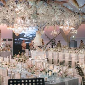 The wedding of Alvin & Anindita, at Ayana Sky, Ayana Resort, Jimbaran, Bali