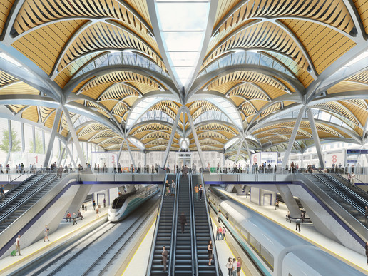 HS2 Enabling works recommencing following Covid-19 pause